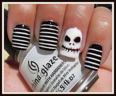 Southern Sister Polish: 13 Days of Halloween 2013 Day 1