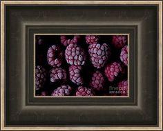 Frozen Framed Print featuring the photograph Frozen Raspberries by Sverre… Raspberries, Frozen, Photograph, Framed Prints, Design, Photography, Raspberry, Design Comics, Fotografie