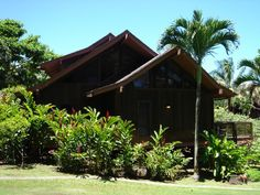 Anini Beach House, North Shore, Kauai. Guest House.