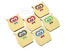 Wooden owls Wooden Owl, Wood Home Decor, House In The Woods, Owls, Owl, Tawny Owl