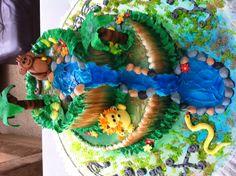 Cake de selva