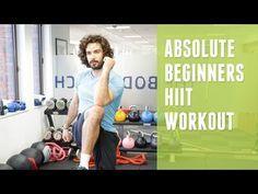 Absolute Beginners HIIT Workout | The Body Coach | Joe Wicks - YouTube