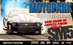 FHRA Kiihdytysajon SM-osakilpailu 5, August Nationals 2017 - liput - Motopark Raceway, Virtasalmi - 12. - 13.8.2017 - Tiketti Events, Sports, Hs Sports, Sport