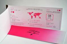 Invitaciones Y Tarjetas De 15 Casamientos Bautismo Comunion | Jual ... Sweet 16 Parties, Pink Parties, Event Themes, Party Themes, Diy Crafts Games, Birthday Numbers, Pink Invitations, Ideas Para Fiestas, Diy Party Decorations