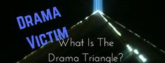 Part IV of my relationship drama. Are you the Victim in the Drama Triangle http://www.richerlifecounseling.com/are-you-the-victim-in-the-drama-triangle/