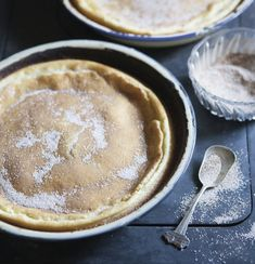 Ouma grietjie se melktert Melktert, Custard Recipes, I Love Food, Tart, Favorite Recipes, Sweets, Baking, Kos, Desserts