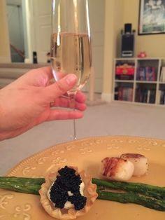 La Bonne Vie- An Eating, Drinking & Cooking Diary!: Oscar Night Eats & Treats!