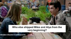 Keaton Alumni Confessions made by me! Backstage Disney, Greenhouse Academy, Book Girl, Disney Channel, Cute Quotes, Book Series, Confessions, Favorite Tv Shows, Movies And Tv Shows