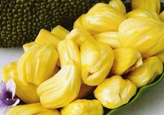 Jackfruit is a spiky looking fruit that has a sweet taste to its flesh. The health benefits of this fruit will shock you! Health benefits of jack fruit: Exotic Fruit, Tropical Fruits, Fruit Smoothies, Health Benefits, Health Tips, Fruit Benefits, Jamaican Recipes, Filipino Recipes, Health Desserts