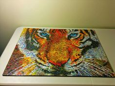 How to Mount (or frame) a #Jigsaw #Puzzle Without Glue - Two 1000 Piece Puzzles
