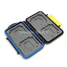 Waterproof Tough Memory Card Case Card Box for CF SD Xd Ms PRO Duo Card