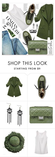 """""""IX/22 Yoins"""" by lucky-1990 ❤ liked on Polyvore featuring Design Inverso, Aesop and yoins"""