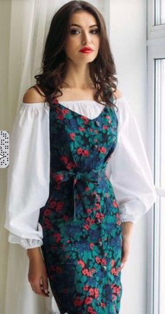 34 Clothes For Women To Update You Wardrobe This Summer Modest Fashion, Hijab Fashion, Fashion Dresses, Karneval Diy, Look Fashion, Womens Fashion, Fashion Design, Vetement Fashion, Lovely Dresses