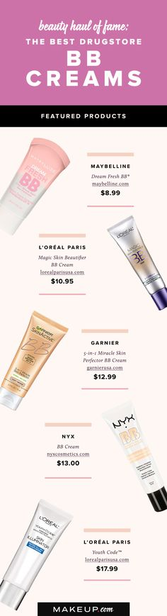 A good BB cream is great for your skin and kind to your wallet. These are our picks for the best affordable drugstore BB Creams that you should add to your makeup kit now!