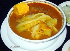 Sopa de Patas | Soy Salvadoreño
