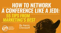 """""""What's your single best networking tip at a conference like #CMWorld?"""" http://www.backlinkfy.com"""