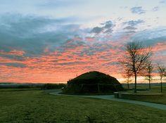 Plan Your Visit - Knife River Indian Villages National Historic Site (U. Lewis And Clark Trail, Colorado Plateau, Indian Village, Missouri River, Winter Sunset, Mountain States, Park Service, North Dakota, Historical Sites