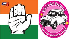 TRS Sweeping out Congress in Telangana MPTC Polls