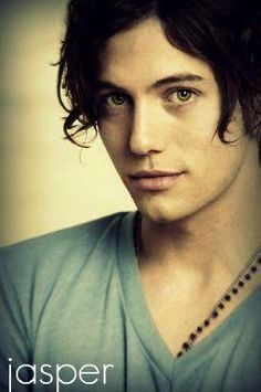 Jackson Rathbone as Jasper Cullen in the Twilight series. Personally my favorite character.