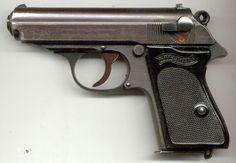 Walther PPK- James Bond pistol, Find our speedloader now! http://www.amazon.com/shops/raeind