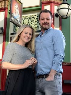 Eastenders with Danny Dyer Mick Carter, Eastenders Cast, Queen Vic, Soap Stars, Me Tv, British Actors, Tv Soap, Old Tv Shows, Kellie Bright