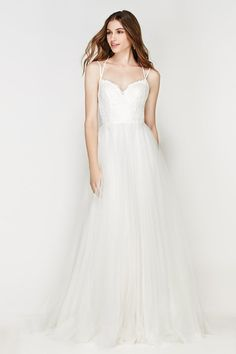 Willowby Wedding Dress Madeira