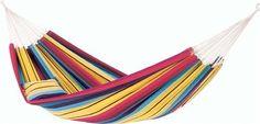Byer of Maine Barbados Single Hammock Rainbow -