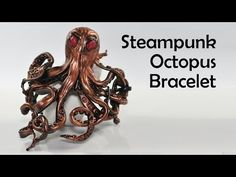 How to make a Steampunk Octopith - YouTube