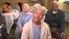 97 year old woman tells romney off and the GOP great video
