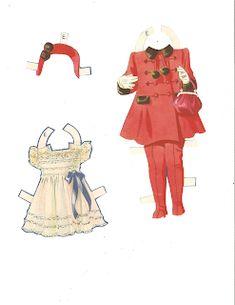 Miss Missy Paper Dolls: Dionne Quints