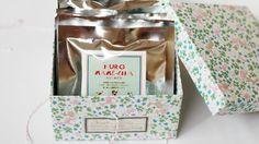 OHASHIさんの日本茶は、種類もとっても豊富なんですよ。