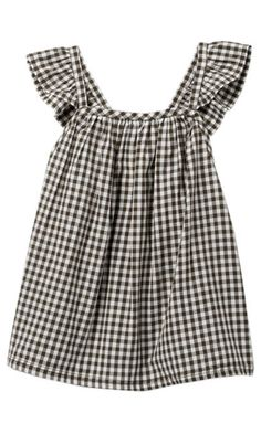 adorable gingham top for toddlers this summer #summer #affiliate