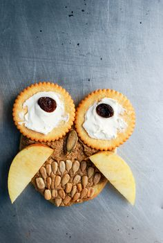 Your Kids Will Get a HOOT! Out of These Super-Cute Owl Snacks