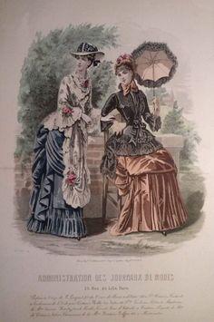Administration des Journaux de Modes 1883