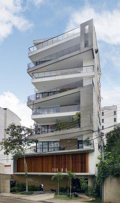Galeria de Edifício Trentino / Skylab Arquitetos - 1