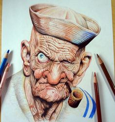 85 Best Colored Pencils Drawings Images Drawings Colored