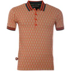 4FunkyFlavours heren polo Superfly #4funkyflavours #zomer2015 #zomercollectie #herenkleding