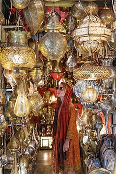 Stocksy United – Premium, royalty-free stock photography and cinematography – Image Manager Traditional Lamps, Moroccan Lamp, Handmade Lamps, Lanterns Decor, Us Images, Morocco, Design Elements, Royalty, The Unit