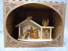 Ginger Cottages Nativity Christmas Ornament NIB m005 | eBay
