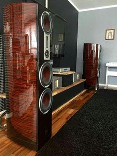 Dali Epicon 8's driven by Threshold amplifiers