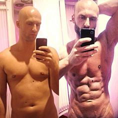 Sebastian Stunning 5 Months Body Transformation INTERVIEW. See how he did it in such short time!