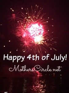 Happy 4th of July | MothersCircle.net