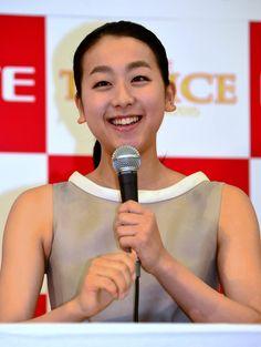 浅田真央会見「世界のジャンプのレベルに追いつきたい」:朝日新聞デジタル