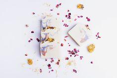 Flora - mydło naturalne wyrabiane ręcznie - PaniMydelko - Mydła