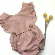 """194 Likes, 68 Comments - Jamie Sinclair (@puretots) on Instagram: """" New Caylee Handmade from beautiful Rose linen cotton blend fabric. It has a removeable bodice…"""""""