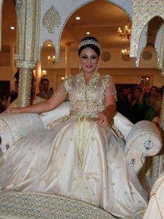 Moroccan Weddings Traditional Dress