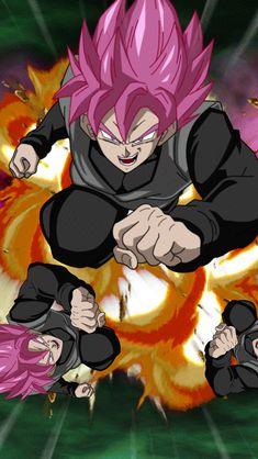 Black Goku, Goku Black Super Saiyan, Dbz, Akira, Dragon Ball Z, Son Goku, Manga, Battle, Fictional Characters