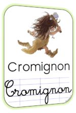 cromignon6 Cro Magnon, Teaching, Michel, Simple, Montessori, Classroom Ideas, Albums, Kids, Prehistory