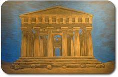 Age 12 ~ Roman History ~ chalkboard drawing