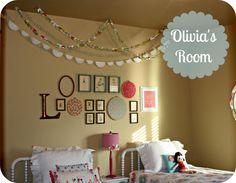 Adorable DIY room deco